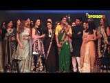 Farhan Akhtar, Preity Zinta, Amrita Rao & other celebs walk the ramp for Shaina NC