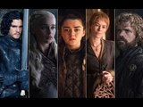 Here's Where We Left Jon Snow, Daenerys Targaryen, Arya Stark, Cersei & Tyrion Lannister In Season 7