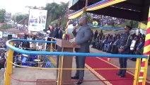 Tshisekedi se dit « prêt à mourir » pour la paix dans l'est de la RDC