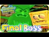 SpongeBob : Revenge of the Flying Dutchman Walkthrough Part 10 (PS2, GCN) Final Boss + Ending