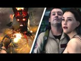 Ghostbusters Remastered Final Boss & Ending (PS4) 1080p