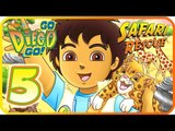 Go, Diego, Go! Safari Rescue Part 5 (Wii, PS2) Saving the Meerkats, the Giraffes and the Gazelles