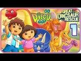 Go, Diego, Go! Great Dinosaur Rescue Part 1 (Wii, PS2) Saving the Microraptor