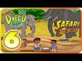 Go, Diego, Go! Safari Rescue Ending (Wii, PS2) Saving the Elephants