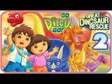 Go, Diego, Go! Great Dinosaur Rescue Part 2 (Wii, PS2) Helping the Iguanodon