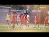 SPOTTED! Ranbir Kapoor, Ishaan Khatter, Karan Deol & Other Celebs Playing Football