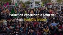 Extinction Rebellion : le cœur de Paris toujours bloqué