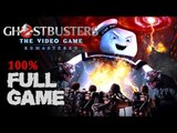 Ghostbusters Remastered 100% FULL GAME Movie Longplay (PS4)