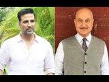 Anupam Kher Supports Akshay Kumar; Tells Him It's Not Necessary To Be Answerable To All