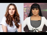 Sania Mirza & Veena Malik's Raging Twitter War ; Question Each Other's Parenting Style   SpotboyE