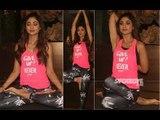 Ahead Of International Yoga Day, Shilpa Shetty Stuns Everyone With Complex Yoga Poses