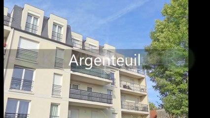 VENDU ! Appartement F2 de 40.25m² hab.| ARGENTEUIL 95100