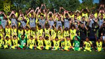 École de Foot : making-of des photos officielles