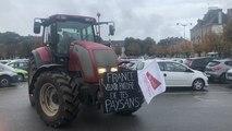 Dans le Morbihan, les agriculteurs se rassemblent à Pontivy avant de manifester à Vannes