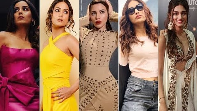 Best Dressed or Worst Dressed : Hina Khan , Erica Fernandes , Surbhi Jyoti, Shama Sikander