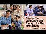Is Tusshar Kapoor A Strict Or Lenient Father?- Watch As He Opens Up On His Parenting Style & More!