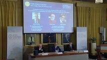 Physik-Nobelpreis geht an Forscher aus der Schweiz und Kanada
