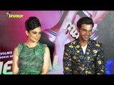 UNCUT- Kangana Ranaut, Rajkummar Rao & Ekta Kapoor at Wakhra Swag Song Launch | SpotboyE