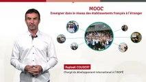 FUN-MOOC : Enseigner dans le réseau des établissements français à l'étranger