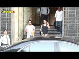 SPOTTED: Shahid Kapoor & Mira Rajput At I Think Fitness Gym   SpotboyE