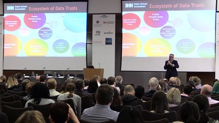 Doing Data Right - Jarmo Eskelinen Interview, UofE DDI Programme