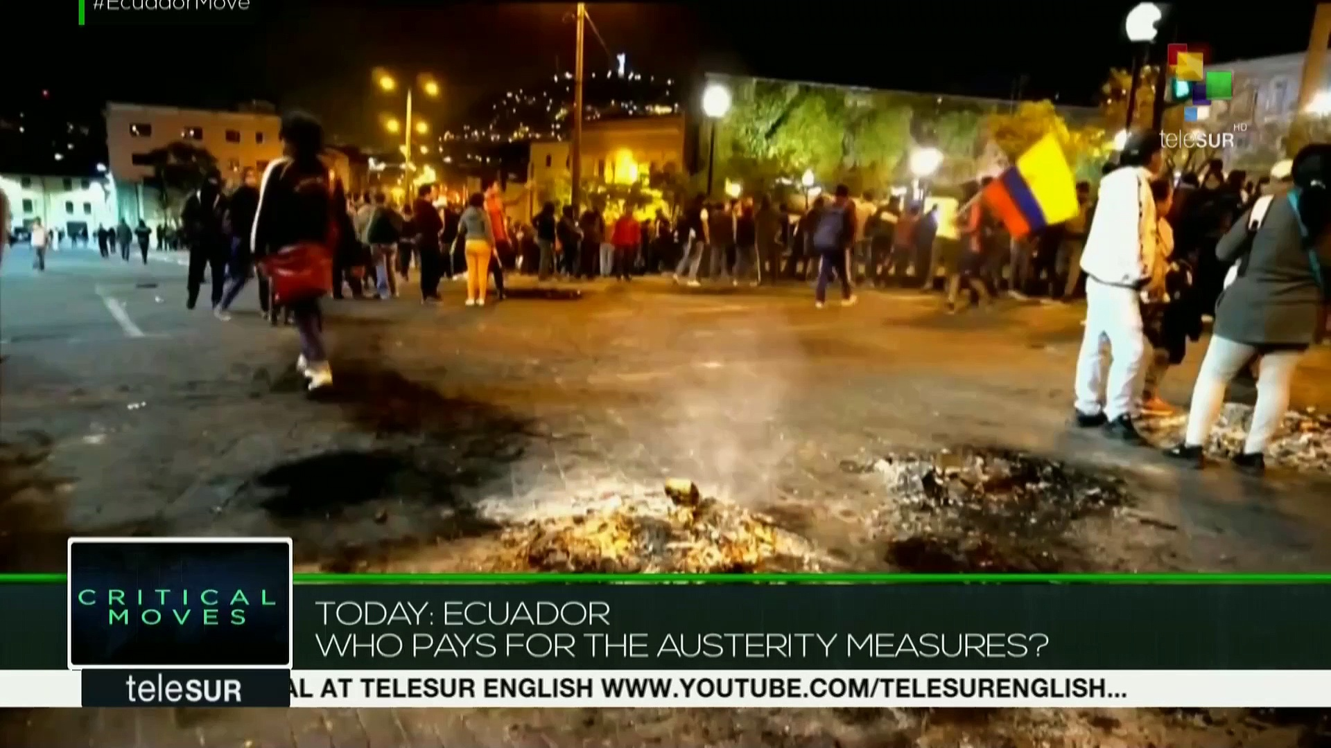 Critical Moves: Ecuador: Who Pays for the Austerity Measures?
