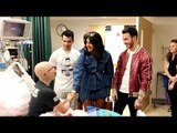 Priyanka Chopra gets cute compliment from Jonas Brothers' cancer patient fan | SpotboyE