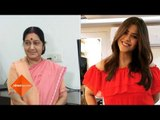 Ekta Kapoor Remembers Sushma Swaraj: Reveals She Has Pictures Of Her In The Office | SpotboyE