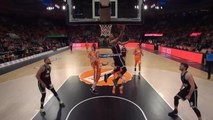 Kyle Weems highlights against ratiopharm Ulm
