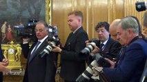 Los Reyes se citan con los expertos en la piel en Palacio