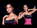 Nushrat Bharucha Looks Astonishing In Pink Gown | SpotboyE