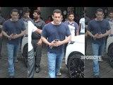 Salman Khan, Katrina Kaif, Daisy Shah, Mouni Roy at Arpita Khan & Aayush Sharma Ganpati Celebration