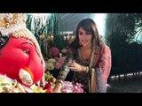 Rhea Chakraborty Shares A Lovely Picture With Ganpati | SpotboyE
