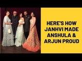 Anshula Kapoor And Arjun Kapoor Are Mighty Proud Of Janhvi Kapoor, Boney Kapoor Gets Emotional