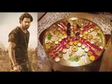A Restaurant introduces 'Saaho Thali' dedicating to 'Saaho | SpotboyE