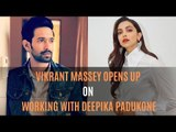 Vikrant Massey opens up on working with Deepika Padukone as a lead actor in 'Chhapaak' | SpotboyE