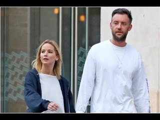 Did Jennifer Lawrence Secretly Marry Cooke Maroney? |  Hollywood News | SpotboyE