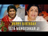 Celebs Send Their Warm Wishes To Lata Mangeshkar Ji On Her 90th Birthday | SpotboyE