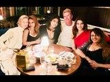 Kriti Sanon's impromptu meeting with Priyanka Chopra at New York | SpotboyE