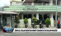 DKM Al-Falah Bantah Ninoy Karundeng Dianiaya di Dalam Masjid