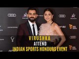 Virat Kohli And Anushka Sharma Put Up A Glamorous Show At The Indian Sports Honours Event | SpotboyE