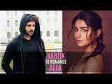 Kartik Aaryan To Romance Alia Bhatt In Sanjay Leela Bhansali's Gangubai?   SpotboyE