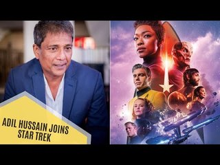 Sridevi's English Vinglish Co-Star Adil Hussain Joins The Starcast Of Star Trek: Discovery