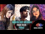 Bigg Boss 13: Mahira Sharma And Shehnaaz Gill Fight Over Paras Chhabra | TV | SpotboyE