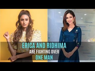 Erica Fernandes and Ridhima Pandit are fighting over one man | TV | SpotboyE