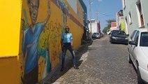 A walking tour around Cape Town's Bo-Kaap