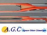 AGC Agence Génie Climatique située à La Varenne-Saint-Hilaire.