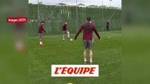 Le toro des joueurs de Liverpool - Foot - WTF