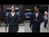 Lovebirds Tiger Shroff And Disha Patani Step Out In The Same Tracksuit And All We Can Say Is 'Aww'