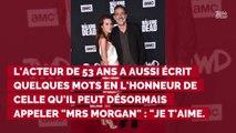 PHOTOS. Jeffrey Dean Morgan (The Walking Dead) et Hilarie Burton (Les Frères Scott) se sont mariés